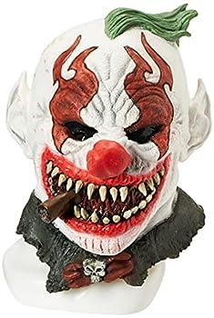 Rubie s mens Foam Latex Mask ,Multi-colored ,One Size