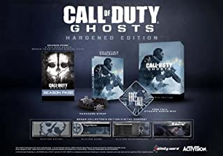 Call of Duty: Ghosts Hardened Edition - Xbox One (B00EEMLDZG) | Amazon price tracker / tracking, Amazon price history charts, Amazon price watches, Amazon price drop alerts