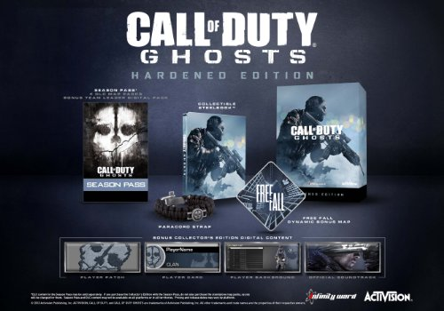Call of Duty : Ghosts - Hardened Edition [import anglais]