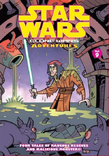 Star Wars - Clone Wars Adventures: v. 9