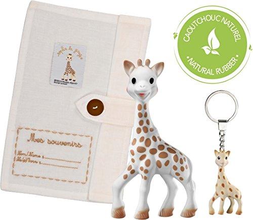 Vulli Coffret Cadeau Mes Premières Heures Sophie la Girafe