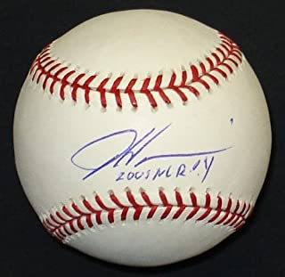 Dontrelle Willis Autographed Baseball with