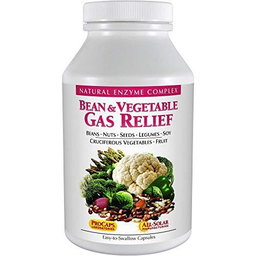 Andrew Lessman Bean & Vegetable Gas Relief 60...