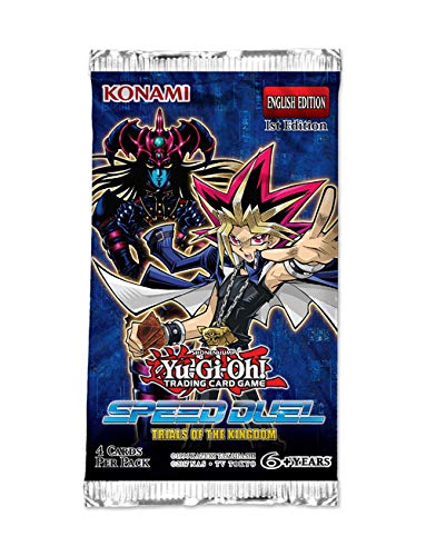 Yu-Gi-Oh TOTK Speed Duel-Trials of The Kingdom Booster Packet