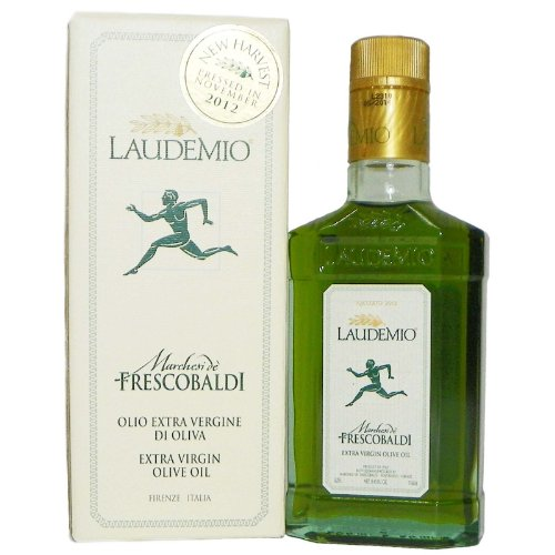 Laudemio Extra Virgin Olive Oil , 16.9-Ounce Bottle (Pack of 2)