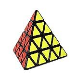 ShengShou 4 capa Pyraminx velocidad Puzzle Cubo 4x4 triangulo piramide...