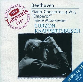Beethoven: Piano Concertos Nos.4 & 5