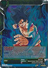 ultimate form son goku card
