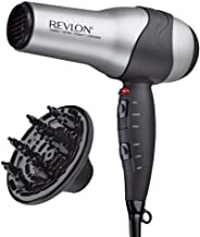 revlon hair dryer with diffuser