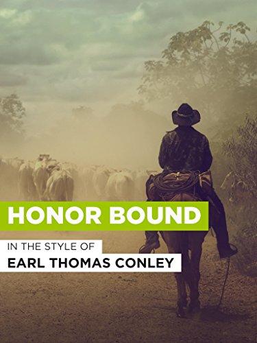 Honor Bound im Stil von