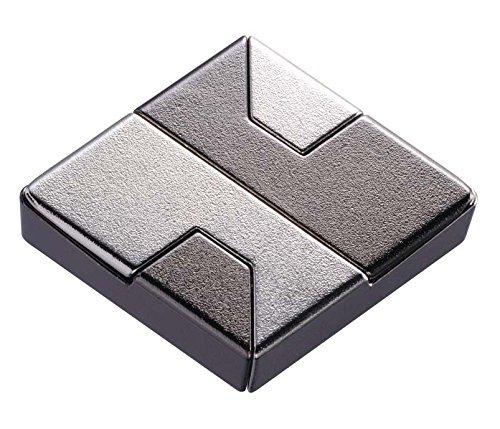 Bartl Huzzle Cast Diamond - Hochwertiges Metall-Puzzle