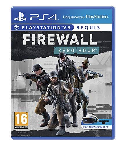 Firewall - PlayStation VR, Version physique, En français, Mode multijoueur disponible, 1 Joueur