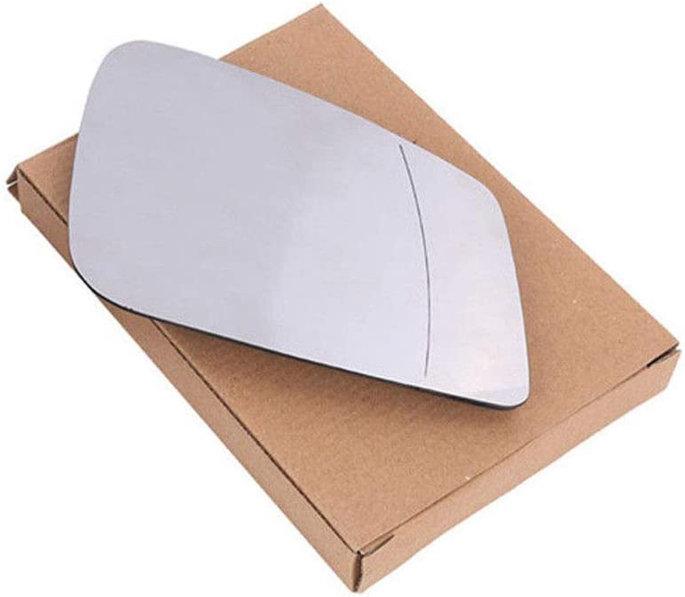 Ricoy White tinted Fresno Mall Rearview Heated Wing Side F0 For Mirror Brand new Glass