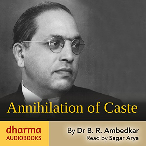 Annihilation of Caste cover art