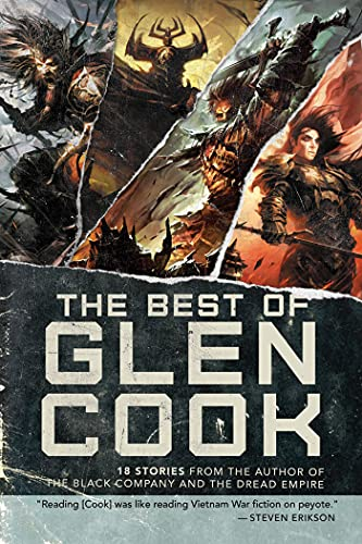 The Best of Glen Cook: 18 Stories from the Author of The Black Company and The Dread Empire (English Edition)