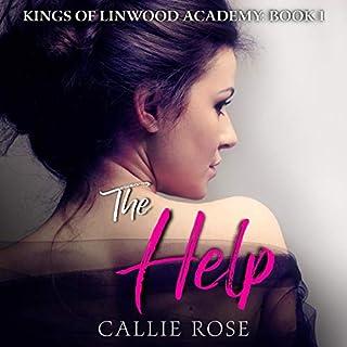 The Help: A Reverse Harem High School Bully Romance audiobook cover art