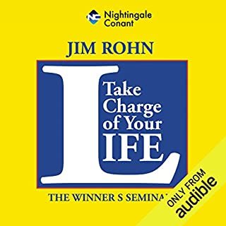 Take Charge of Your Life audiobook cover art