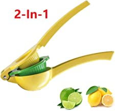 ANSLYQA Lemon-Squeezer, Citrus-Original-Lime Stainless-Steel Hand-Juicer for Fruit,Pomegranate, Manual Juicing Kitchen Tool