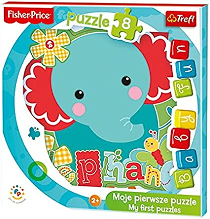 "Trefl ""Little Elephant Baby Fun puzzle (pezzi"