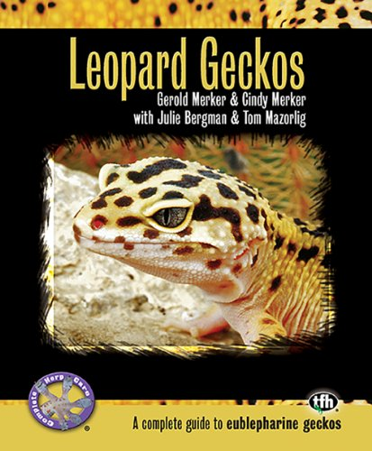 Best Leopard Gecko Books for Gecko Lovers [2021] 1