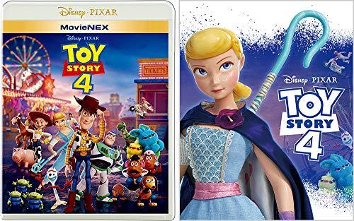 トイ・ストーリー4 MovieNEX アウターケース付き [ブルーレイ+DVD+デジタルコピー+MovieNEXワールド] [Blu-ray]