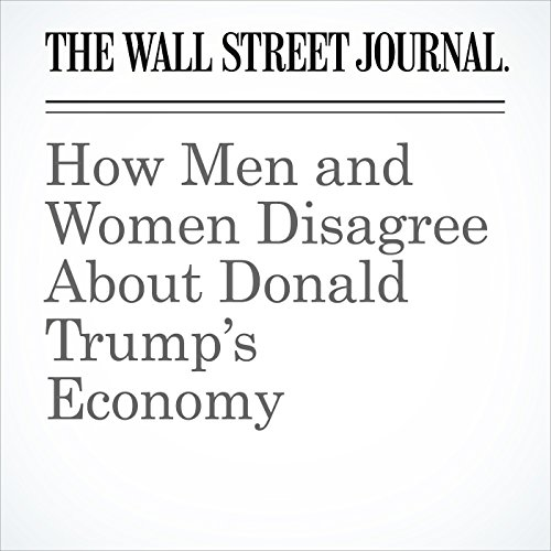 How Men and Women Disagree About Donald Trump's Economy copertina