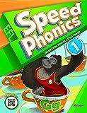 e-future Speed Phonics レベル1 スチューデントブック (ワークブック・フラッシュカード・CD付) 英語教材