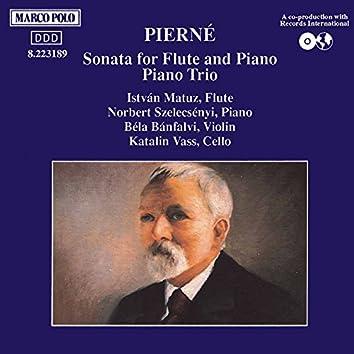Pierne: Flute Sonata / Piano Trio