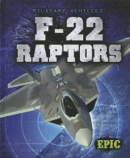 F-22 Raptors (Epic Books: Military Vehicles)