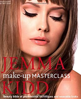 Jemma Kidd Make-Up Masterclass: Beauty Bible of Professional