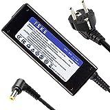 FSKE 19V 4.74A 90W Cargador para Portátil Acer Aspire E15 E17 ES15 V5 5750G 7750g 7741G 3 5 ADP-90CD DB A10-090P3A PA-1900-32 Packard Bell Ordenador etc, Fuente de Alimentación Conector: 5,5 * 1,7mm