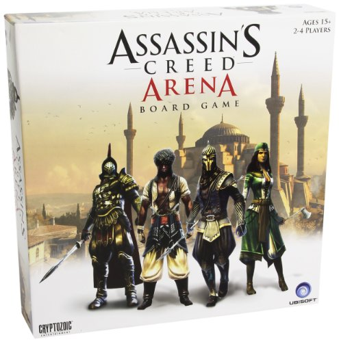 Assassin's Creed the Board Game