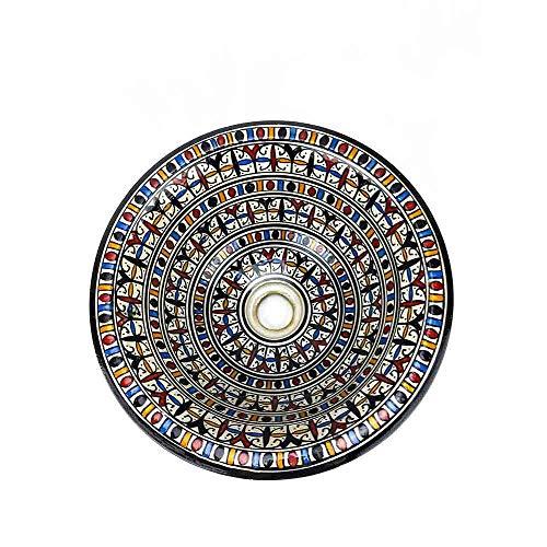 Marokkanisches Waschbecken, 35 cm.