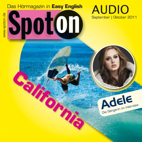 Spot on Audio - California. 9-10/2011 Titelbild