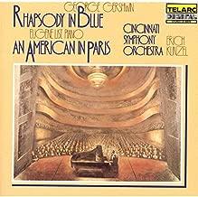 Rhapsody in Blue/An American in Paris