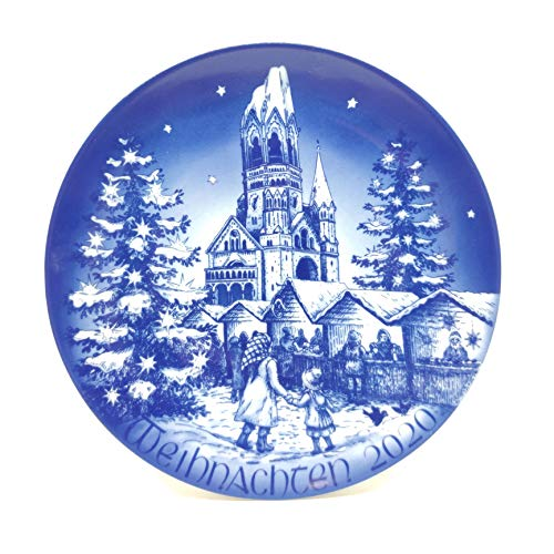 Rosenthal Piatto Natale BAREUTHER 2020 - Limited Edition of 699 Plates