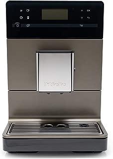 Miele CM5300 10-Cup Super-Automatic One-Touch Countertop Coffee/Espresso Machine (Bronze)