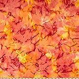 Anthology Fabrics 0645099 Anthology Batiks Island Home