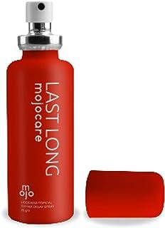 Mojocare Last Long Non-Transferable Spray for Men | 20 grams (Pack of 1)