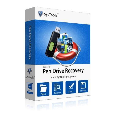 SysTools récupération de données stylo lecteur (Livraison par courrier électronique - pas de CD)