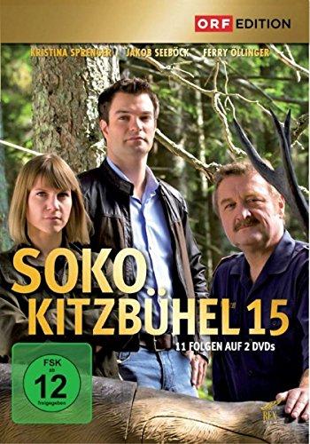 SOKO Kitzbühel - Box 15 (2 DVDs)
