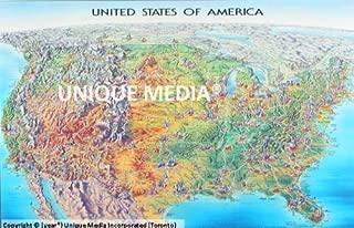 Best unique media maps laminated Reviews