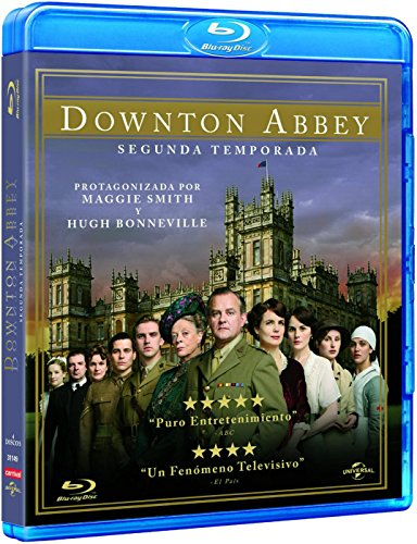 Downton Abbey - Temporada 2 [Blu-ray]