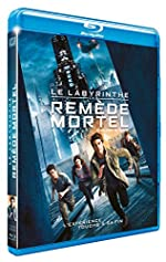 Le Labyrinthe - Le remède mortel [Blu-ray + Digital HD]