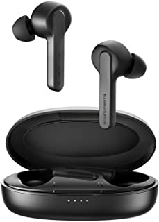 Wireless Earbuds SoundPEATS TrueCapsule Bluetooth Earphones with Microphone Headphone Bluetooth 5.0 Smart Touch, Mono/Bina...