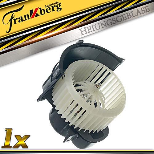 Ventilador de calefacción interior con motor para Q7 4L Cayenne 955 9PA Amarok Touareg 2002-2019 7L0820021