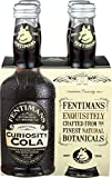 Fentimans, Soda Curiosity Cola, 9.3 Ounce, 4 Pack