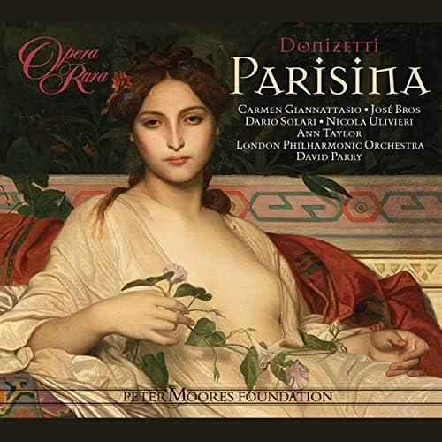Carmen Giannatasio, José Bros, Dario Solari, Nicola Ulivieri, Ann Taylor, David Parry & London Philharmonic Orchestra