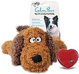 ZZCC Todos para Patas Snughle Pet Heart Beat Beat Aid Pelush Juguete, Latido por corazón Juguetes de Ayuda de la Ayuda de Comportamiento para Cachorros, Juguete de Alivio de ansiedad de Cachorros