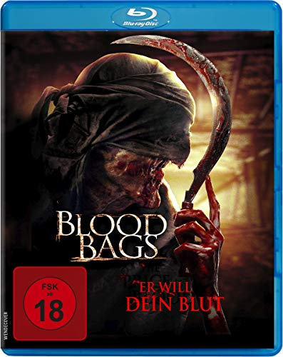 Blood Bags - Er will Dein Blut [Blu-ray] [Alemania]